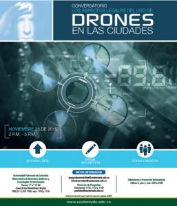 Drones- Externado