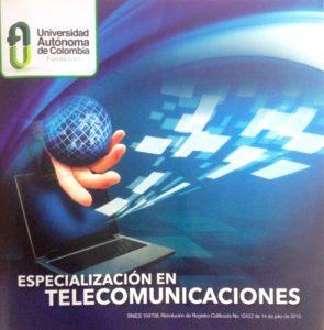 Especialización-en-Telecomunicaciones-Cintel