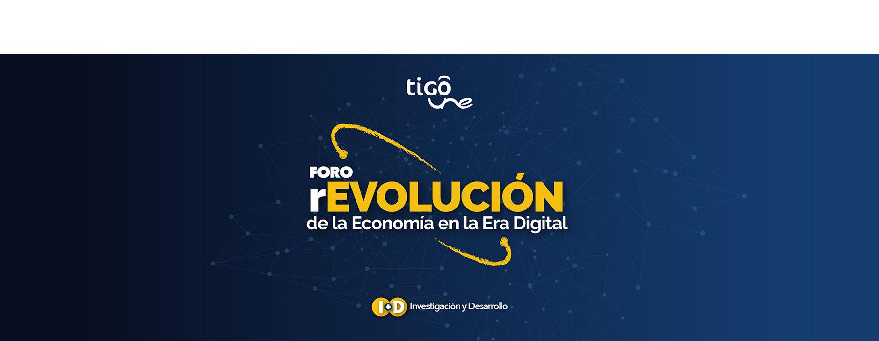 foro revolución de la economía en la era digital